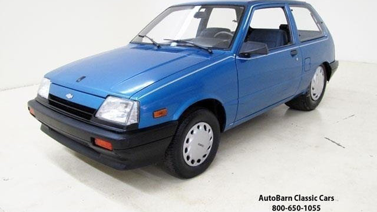 1988 Chevrolet Sprint ER 2-Door Hatchback for sale 100860192