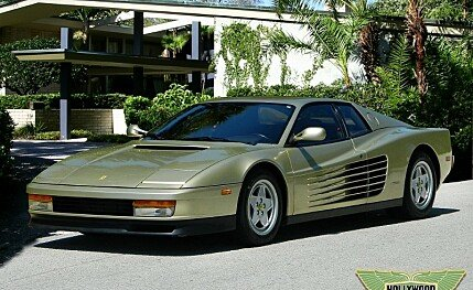 1988 Ferrari Testarossa for sale 100738096