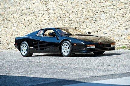 1988 Ferrari Testarossa for sale 100857103