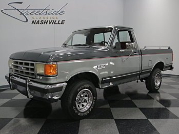 1988 Ford F150 4x4 Regular Cab for sale 100887410