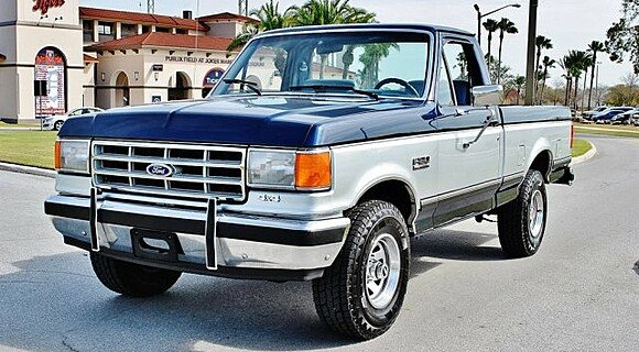 1988 Ford F150 4x4 Regular Cab for sale 100976453