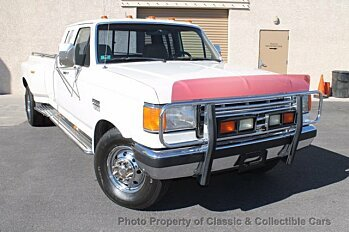 1988 Ford F350 2WD SuperCab DRW for sale 100850542