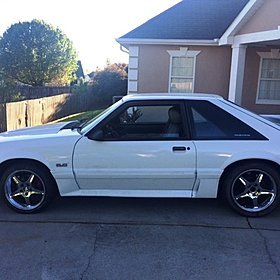 1988 Ford Mustang GT Convertible for sale 100750647