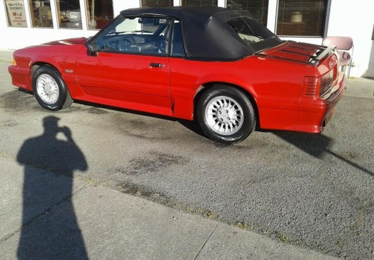 Ford Mustang Gt Convertible For Sale