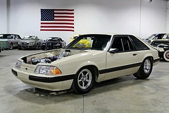 1988 Ford Mustang LX V8 Hatchback for sale 100892544