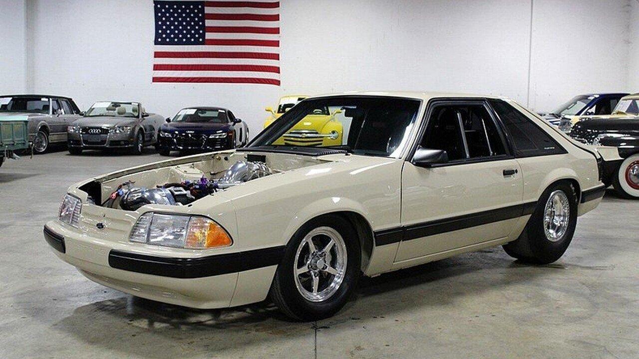 1988 Ford Mustang LX V8 Hatchback for sale near Grand Rapids ...