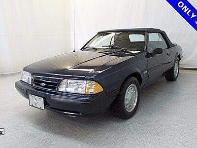 1988 Ford Mustang LX V8 Convertible for sale 100910266