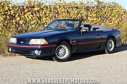 1988 Ford Mustang GT Convertible for sale 100916346