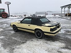 1988 Ford Mustang LX V8 Convertible for sale 100944341