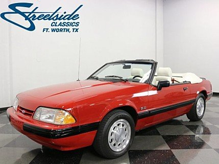 1988 Ford Mustang for sale 100946666