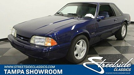 1988 Ford Mustang for sale 100960747