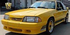1988 Ford Mustang LX V8 Hatchback for sale 100963387
