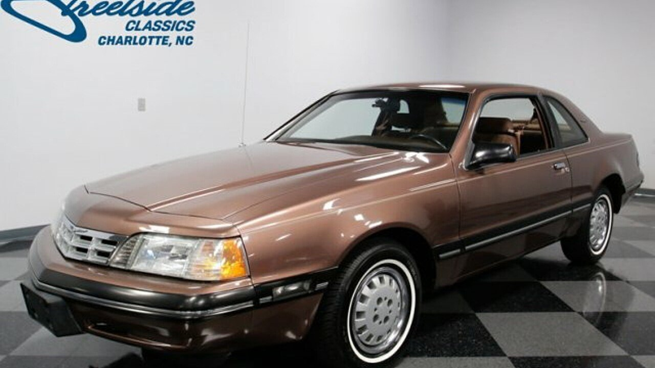 1988 Ford Thunderbird for sale near Concord, North Carolina 28027 ...
