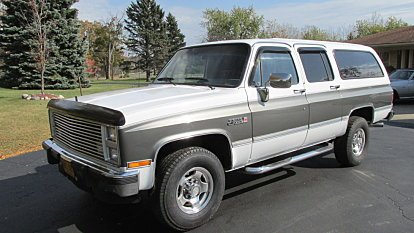 1988 GMC Suburban 2WD for sale 100000106