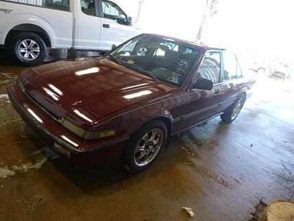 1988 Honda Accord LX Sedan for sale 100982621