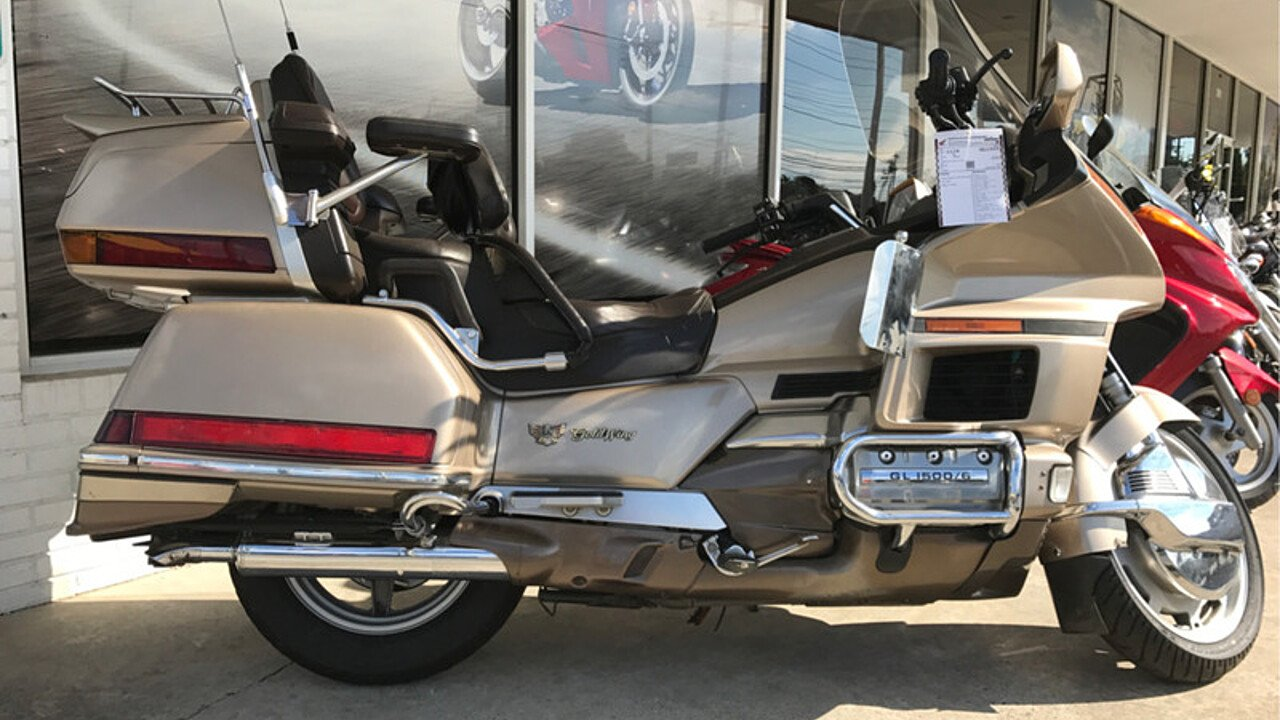 1988 Honda Gold Wing for sale 200501843
