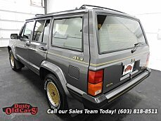 1988 Jeep Cherokee 4WD Limited 4-Door for sale 100789905