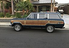 1988 Jeep Grand Wagoneer for sale 100914570
