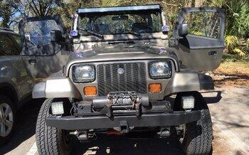 1988 Jeep Wrangler 4WD Sahara for sale 100750658