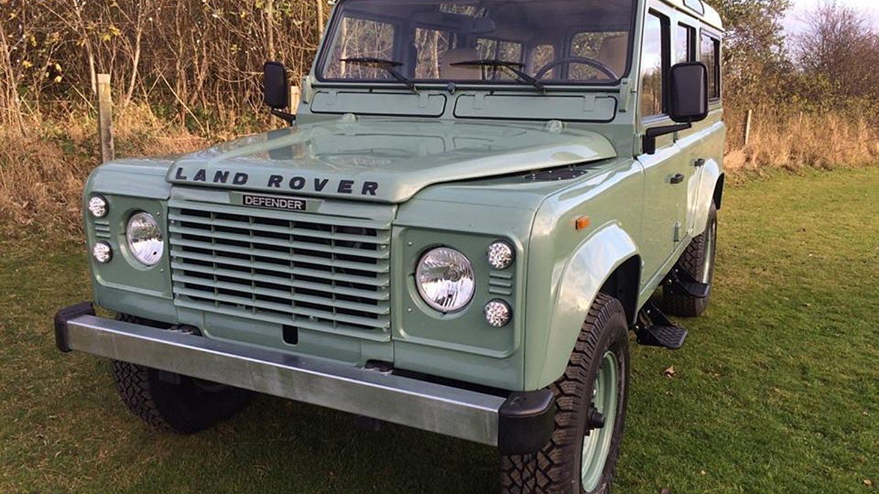 landrover james now bond yours spectre s be land defender can new cost rover