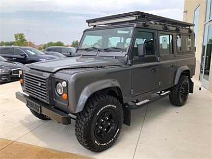 1988 Land Rover Defender 110 for sale 101009322