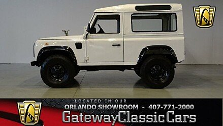 1988 Land Rover Defender for sale 100861594