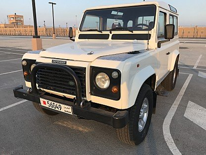 1988 Land Rover Defender 90 for sale 100951441