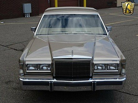 1988 Lincoln Town Car Signature for sale 100888094