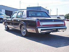 1988 Lincoln Town Car Signature for sale 100962071