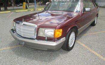 1988 Mercedes-Benz 420SEL for sale 100884292