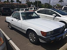 1988 Mercedes-Benz 560SL for sale 100762240