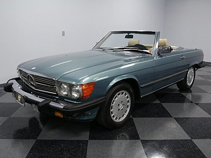 1988 Mercedes-Benz 560SL for sale 100814803