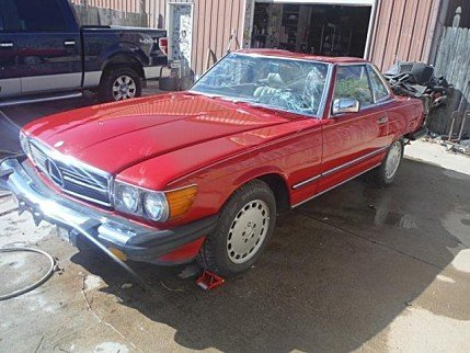 1988 Mercedes-Benz 560SL for sale 100816649
