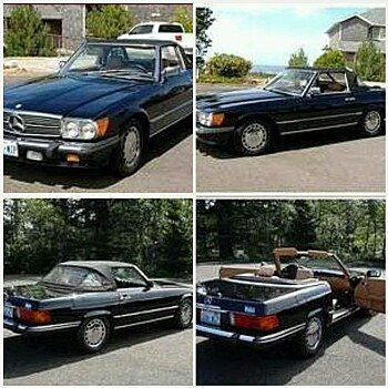1988 Mercedes-Benz 560SL for sale 100863032