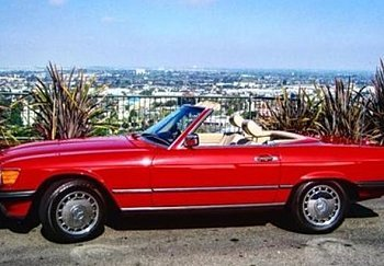 1988 Mercedes-Benz 560SL for sale 100812308