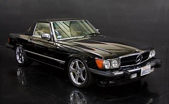 1988 Mercedes-Benz 560SL for sale 100886647