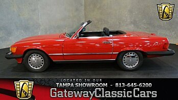 1988 Mercedes-Benz 560SL for sale 100920965