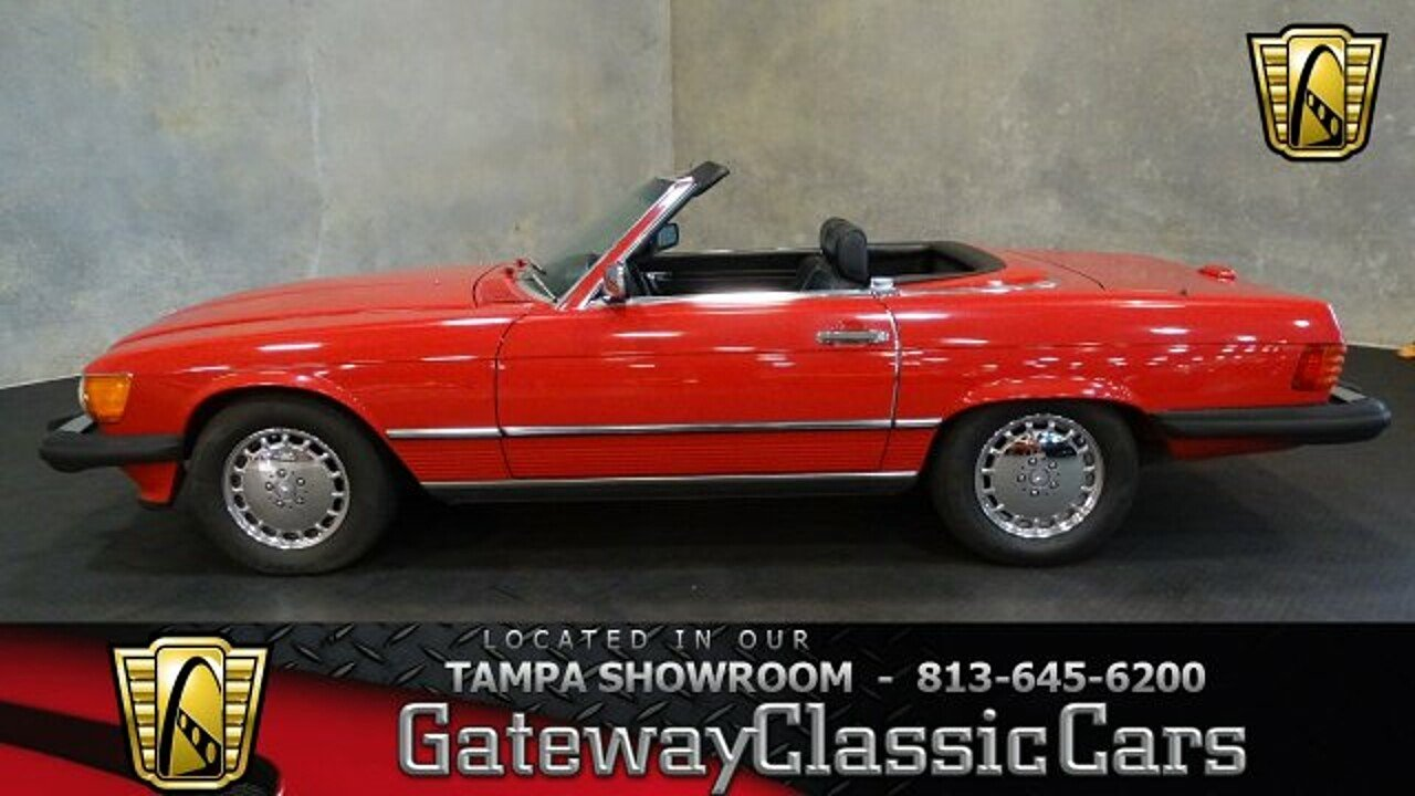 1988 Mercedes-Benz 560SL for sale 100949110