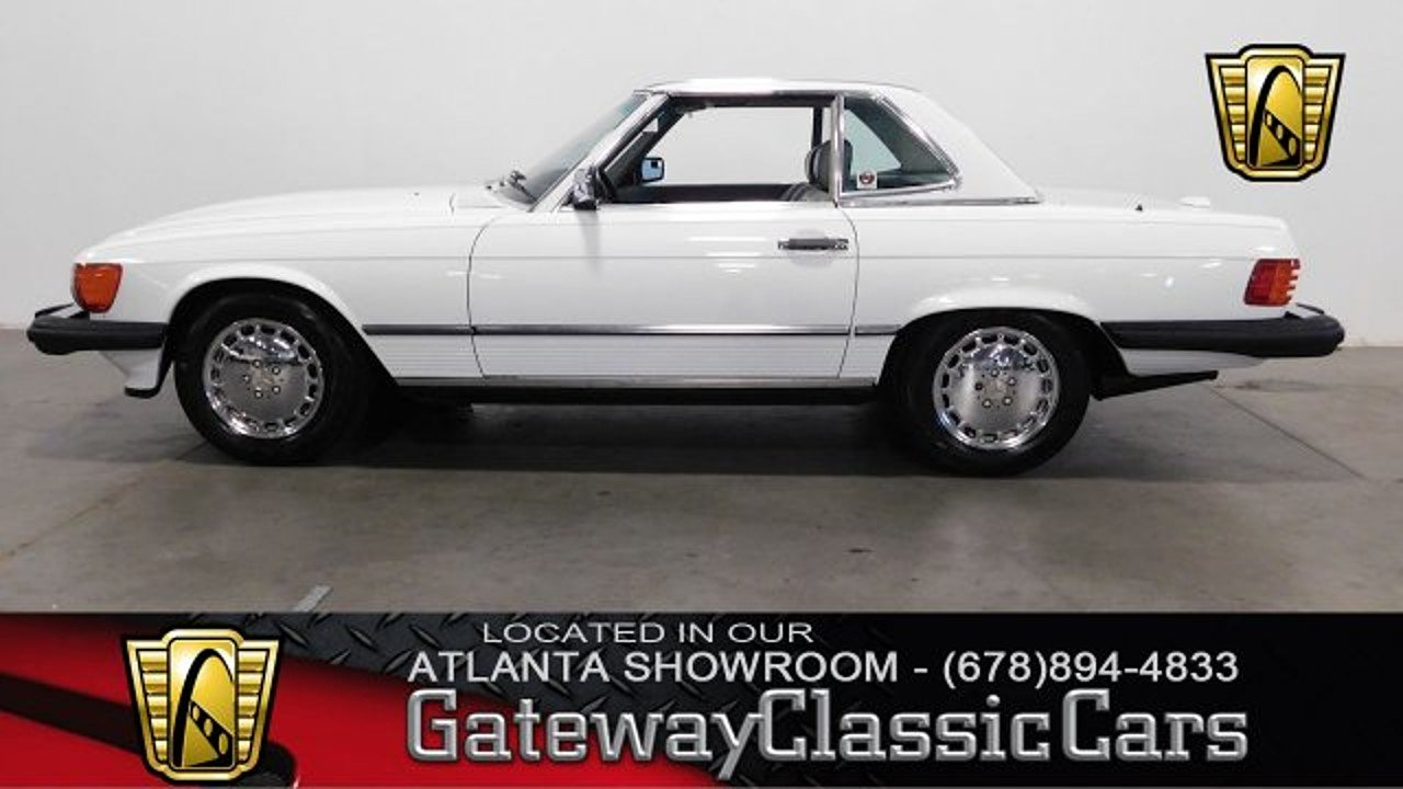 1988 Mercedes-Benz 560SL for sale 100949334