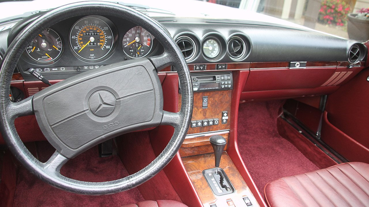 1988 Mercedes Benz 560sl For Sale Near Wilsonville Oregon 97070 Fuel Filter 101018546