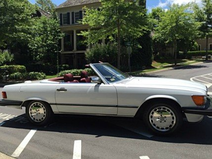 Mercedes benz 560sl classics for sale classics on autotrader for 1988 mercedes benz 560sl for sale