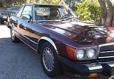 1988 Mercedes-Benz 560SL for sale 100883712