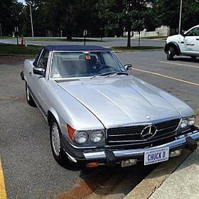 1988 Mercedes-Benz 560SL for sale 100893552