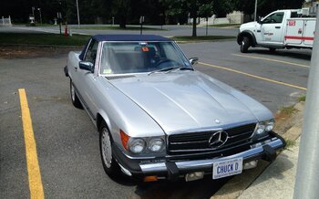 1988 Mercedes-Benz 560SL for sale 100893552