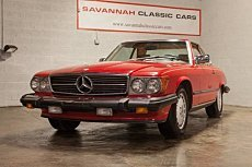 1988 Mercedes-Benz 560SL for sale 100910362
