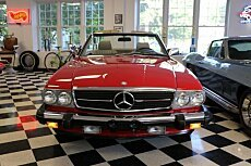 1988 Mercedes-Benz 560SL for sale 100914607