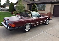 1988 Mercedes-Benz 560SL for sale 100927637