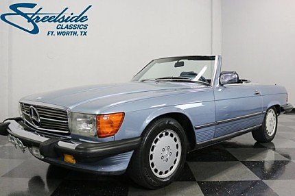 1988 Mercedes-Benz 560SL for sale 100930715