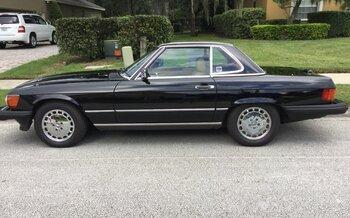 1988 Mercedes-Benz 560SL for sale 100945152