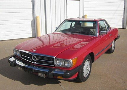 1988 Mercedes-Benz 560SL for sale 100953366